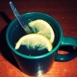 Ceai de ghimbir (de la 2 ani)