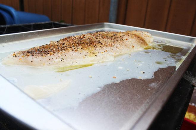 file de peşte cu piper