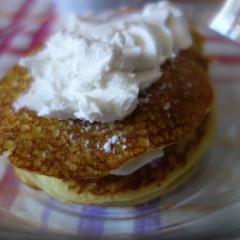 Pancakes cu dovlecei (de la 1 an)