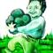 Spiriduşul verde şi broccoli