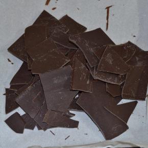 Fulgi de ciocolată (de la 1 an)