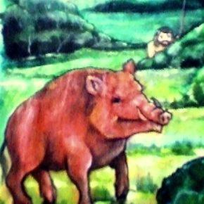 Cilombo şi sfecla roşie