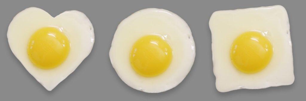 ouă ochiuri