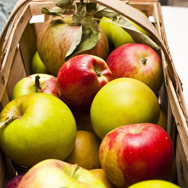 despre măr
