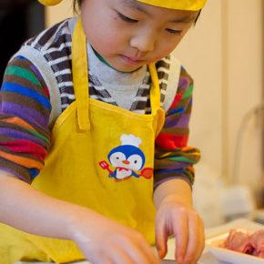 Să gătim împreună cu copiii noștri!