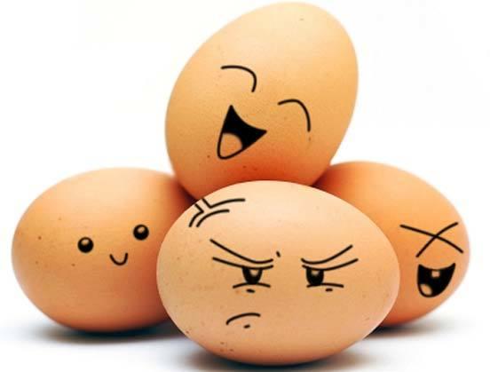 10 moduri creative de a prepara ouăle pentru micuți