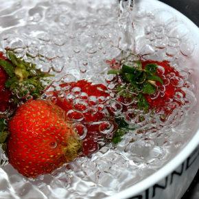 Cum să păstrăm căpșunele proaspete în 5 pași