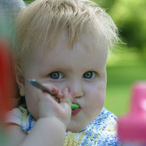 diversitatea în alimentaţia bebeluşului