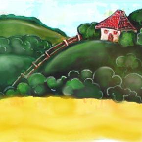 Grâul – Poveste pentru copii
