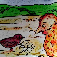 Prepeliţa – Poveste pentru copii