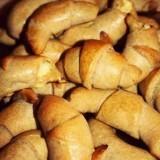 Mini croissante  integrale (după 3 ani)
