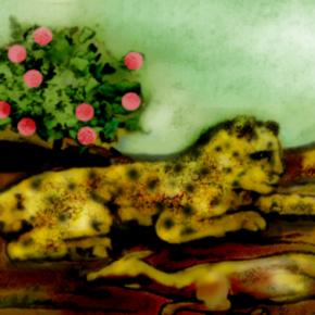 Rodia şi leopardul
