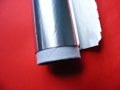 Vasele și folia de aluminiu