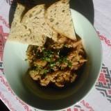 Mâncare de praz cu quinoa (de la 1 an)