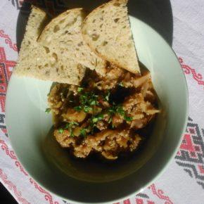 Mâncare de praz cu quinoa