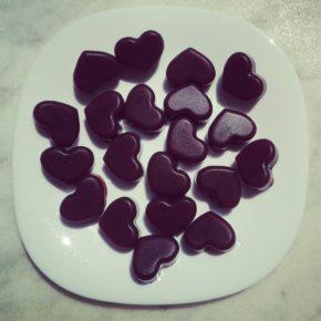 jeleuri cu fructe și agar-agar