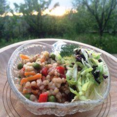 Pilaf de hrișcă și legume (de la 8 luni)