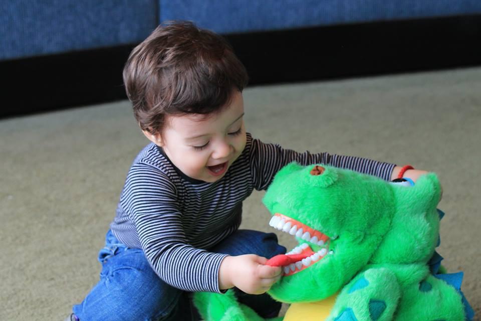 Îngrijirea orală a copilului