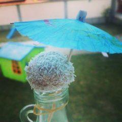 Bomboane cu hrișcă și nucă de cocos (de la 1 an)