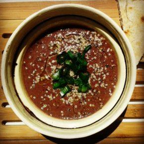 Supă de fasole roșie