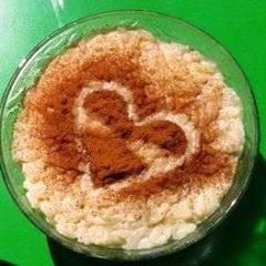 Orez cu lapte vegetal (de la 1an)