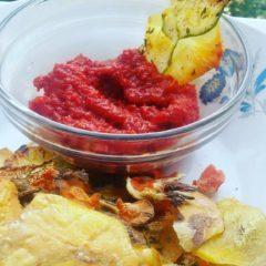 Chipsuri de legume aromate (de la 1 an)