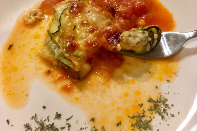 Zucchini ravioli final