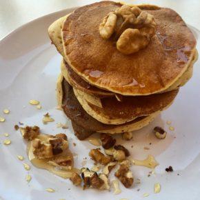 Pancakes sau nalangâte din Dobrogea