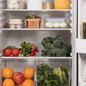 Cum depozitezi corect alimentele în frigider