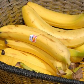 Gustare de mei și banană