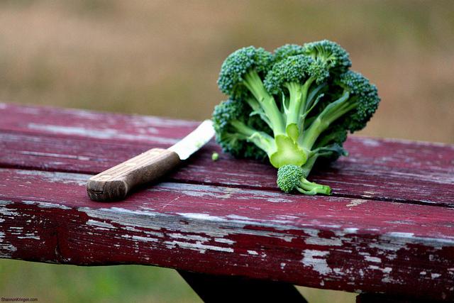 Broccoli bebe 6 luni