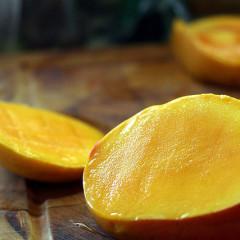 Cremă de orez cu mango (de la 9 luni)